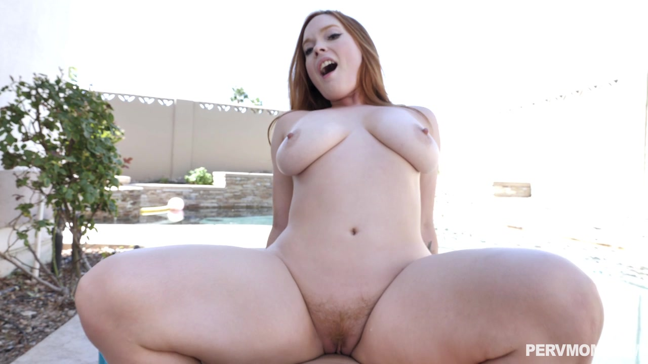 Busty doll filmed in a smashing outdoor fuck play